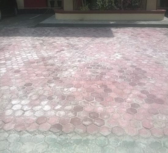 Paving Block & Jalanan